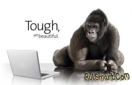 CES 2013: проверка прочности Corning Gorilla Glass 3