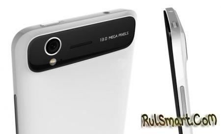 CES 2013: ZTE Grand S - самый тонкий Full HD-смартфон