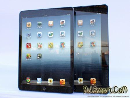 iPad 5 показался на реалистичных рендерах