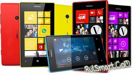 Nokia Lumia 720 и Lumia 520 показались на пресс-фото