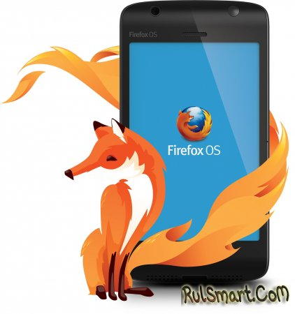 Firefox OS теперь работает и на Sony Xperia E