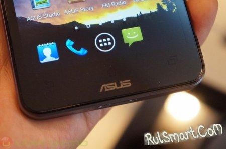 ASUS выпустит новый смартфон с Intel Atom на борту