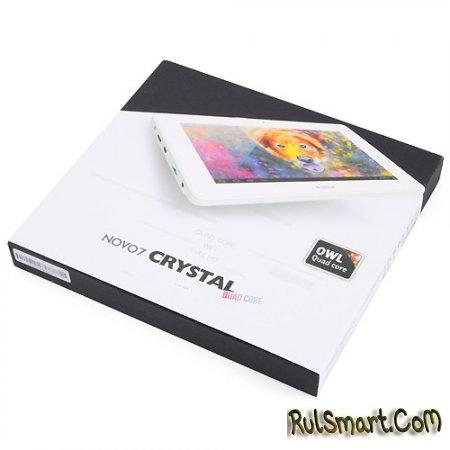 Ainol Novo 7 Crystal 2: 4-ядерный планшет за $100