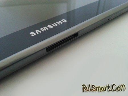 Samsung Galaxy Tab 3 Plus засветился на фото