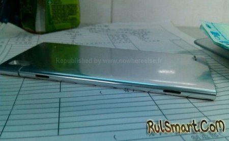 Huawei Edge - флагман в алюминиевом корпусе