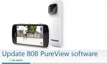 Nokia 808 PureView и смартфоны на FP2 получили обновление ПО