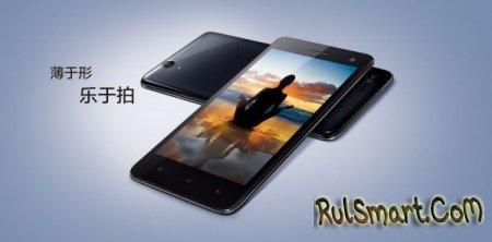 Oppo R809T официально представлен в Китае