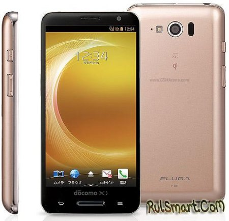 Panasonic Eluga P:  Android-