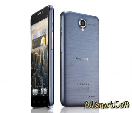���� ������������ � ������������������ Alcatel One Touch Idol Ultra