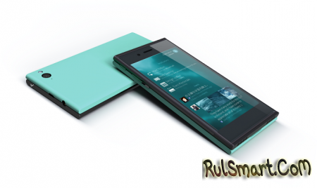 Jolla ������������ ������ �������� �� Sailfish OS
