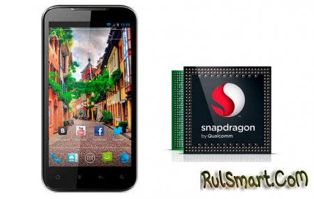 Тест производительности смартфона Highscreen Blast