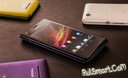 Sony Xperia M и Xperia M Dual: аскетичные смартфоны