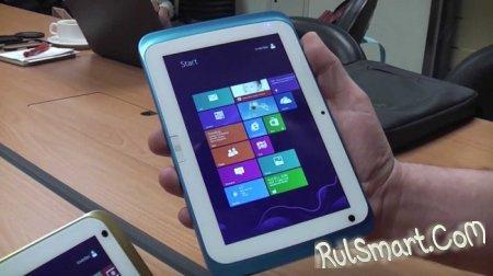 """Computex 2013: 7"""" планшет Lyon на Windows 8.1"""