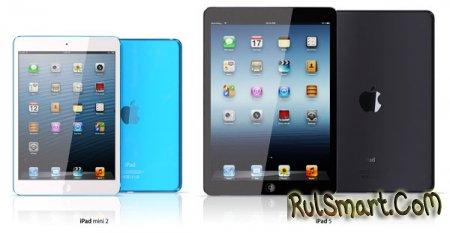 Новые фото задней крышки Apple iPad 5