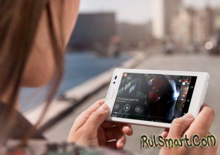 Sony Xperia C - пятно на имидже компании