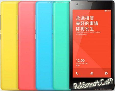Видео: обзор смартфона Xiaomi Hongmi