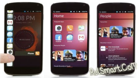 Ubuntu Touch будет и дальше развиваться