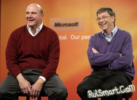 Стивен Баллмер покинет пост CEO Microsoft