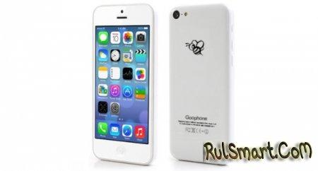 GooPhone 5C - клон Apple iPhone 5C за $99