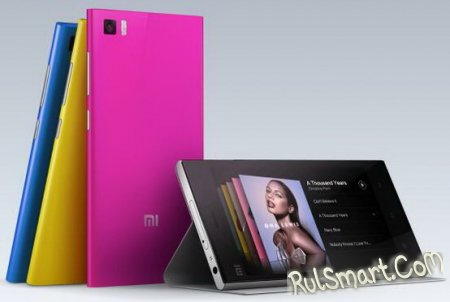 Xiaomi Mi3 представлен официально