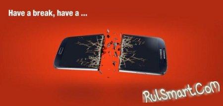 Nokia высмеивает Samsung Galaxy S4