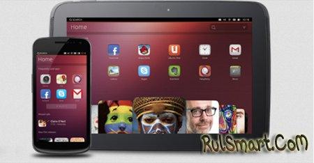 Ubuntu Touch 1.0 выйдет в октябре