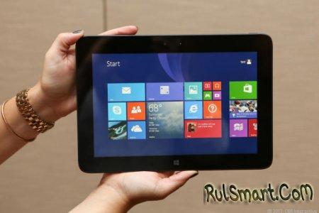 HP Omni10 - планшет с Intel Bay Trail