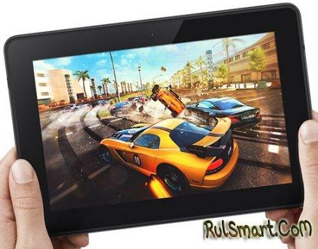 Kindle HDX 7 и 8.9 - новые планшеты от Amazon