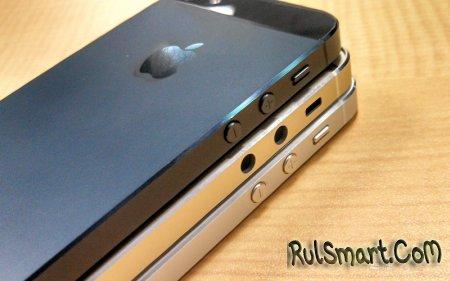 Краш-тест iPhone 5S