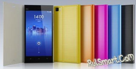 Распаковка смартфона Xiaomi Mi3 (видео)