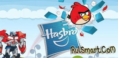 Игра Angry Birds Go! выйдет 11-го декабря