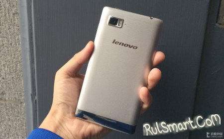 Lenovo Vibe Z - фаблет со Snapdragon 800