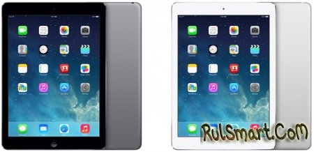 Планшет Apple iPad 5 (Air) официально представлен