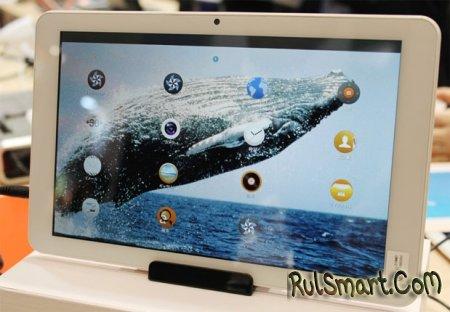 Представлен первый планшет на Tizen