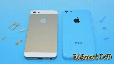Apple iPhone 5S и iPhone 5C вышли в России официально