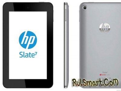 HP Mesquite 7 - ультрабюджетный планшет за $89