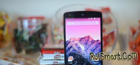 Тест на падение LG Nexus 5