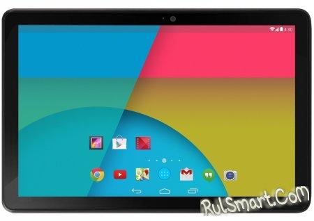 LG Nexus 10 (2013): фотографии и характеристики планшета