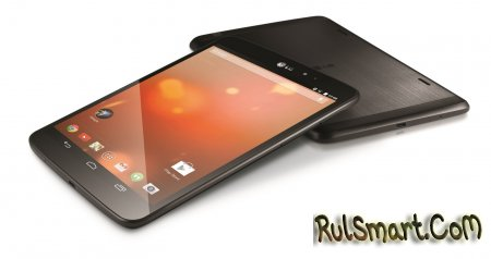 LG G Pad 8.3 Google Play Edition: ���������� ������������ � ���������� (�����)