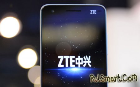 CES 2014: смартфон ZTE Grand S2 официально представлен