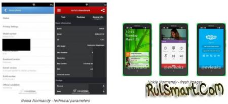 Nokia Asha 110 на Android 4.4 будет представлен 25-го марта