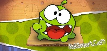 Игра Cut the Rope 2 портирована на Android
