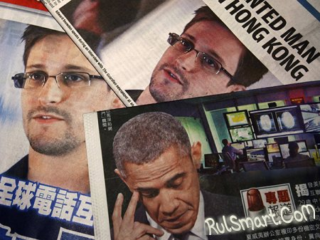 Сноуден ответит на Ваши вопросы в Twitter