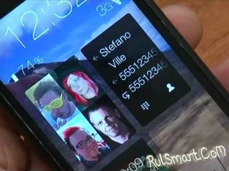 Sailfish OS запустили на Sony Xperia Z (видео)