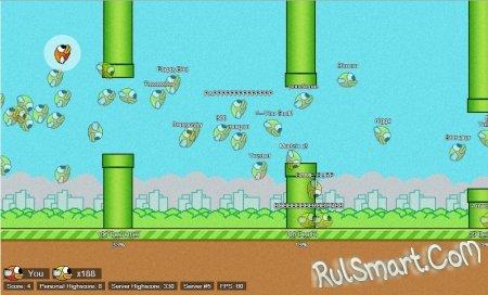 Игра Flappy Bird может вернуться в App Store и Google Play