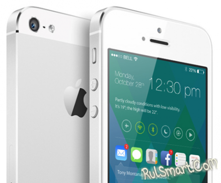 iOS 8: новые подробности