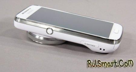 Samsung Galaxy S5 Zoom: тест производительности