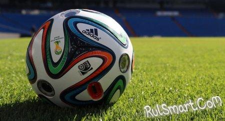 Adidas Brazucam - футбольный мяч со встроенными камерами