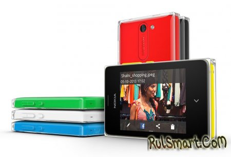 Nokia Asha получают масштабное обновление