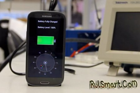 StoreDot: как зарядить смартфон за 30 секунд?